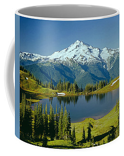 1m4422-glacier Peak, Wa  Coffee Mug