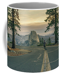Glacier Point Adventure Coffee Mug