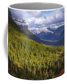 Glacier Storm Coffee Mug