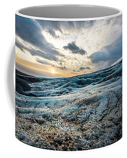 Glacier Sunrise Coffee Mug