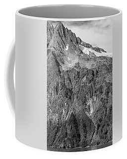 Glacier Waterfall Coffee Mug