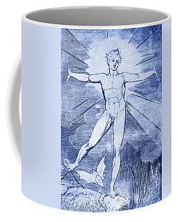 Glad Day By William Blake Coffee Mug