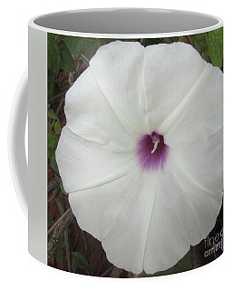Glad Morning Vines Coffee Mug by Donna Brown