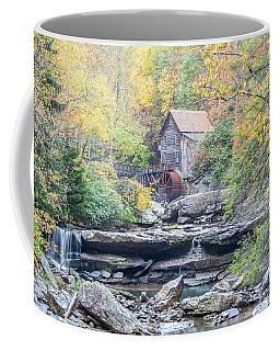 Glade Creek Grist Mill In Autumn Coffee Mug