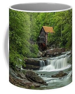 Glade Creek Grist Mill In May Coffee Mug