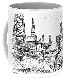 Gladys City Coffee Mug