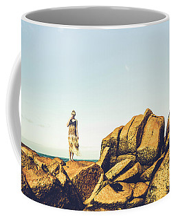 Glamour In Untouched Paradise Coffee Mug