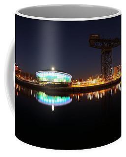 Glasgow Clyde Panorama Coffee Mug