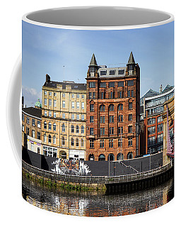 Coffee Mug featuring the photograph Glasgow by Jeremy Lavender Photography
