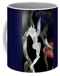 Glass Fairy Coffee Mug