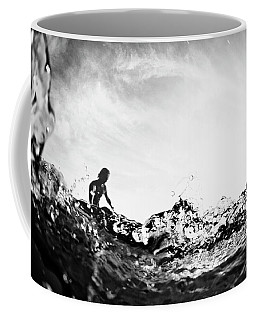 Glass House Coffee Mug