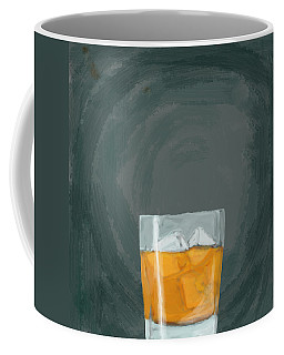 Glass, Ice,  Coffee Mug