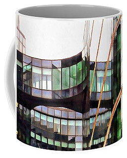 Glass Movement Coffee Mug