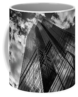 Glass Towers Coffee Mug