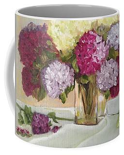 Glass Vase Coffee Mug