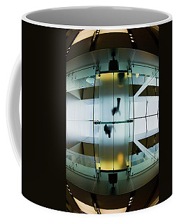 Glass Walkway Apple Store Stockton Street San Francisco Coffee Mug