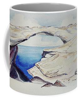 Glass Window Coffee Mug by Patricia Piffath