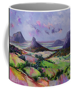 Glasshouse Mountains Dreaming Coffee Mug
