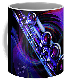 Glassical Flute Coffee Mug