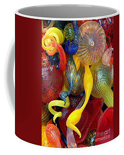 Glassworks Of The Milwaukee Art Museum Coffee Mug