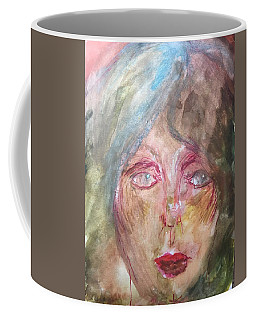 Glazed Over Coffee Mug
