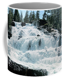 Glen Alpine Falls Mist Coffee Mug