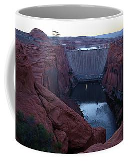Glenn Canyon Dam Coffee Mug
