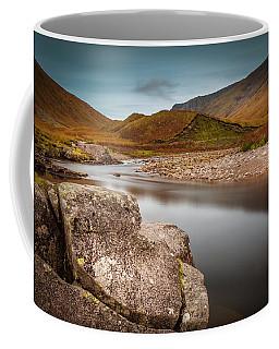 Glen Etive Coffee Mug by Alex Saunders