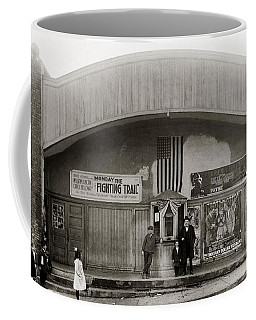 Glen Lyon Pa. Family Theatre Early 1900s Coffee Mug