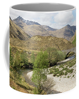 Glen Shiel - Scotland Coffee Mug