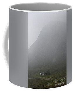 Glencoe Scotland Coffee Mug by Mary-Lee Sanders