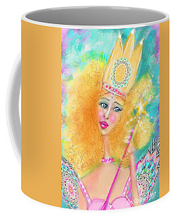 Glenda Coffee Mug by Kari Nanstad