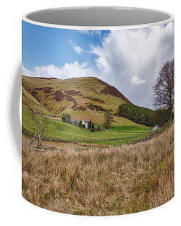 Coffee Mug featuring the photograph Glendevon In Central Scotland by Jeremy Lavender Photography