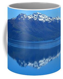 Glenorchy Road New Zealand Coffee Mug