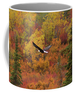 Glide Path Coffee Mug