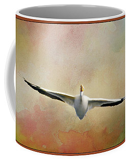 Gliding On Air Coffee Mug