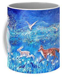 Glimmering Girl Coffee Mug