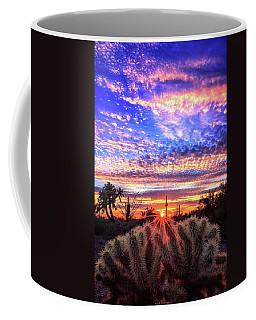 Glimmering Skies Coffee Mug