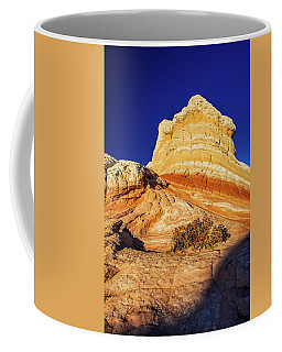Coffee Mug featuring the photograph Glimpse by Chad Dutson