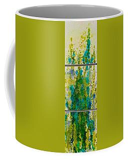 Glimpse Of Spring Coffee Mug by Carolyn Rosenberger