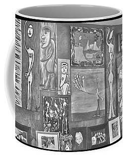Glimpses Of Where Art Lives 4 Coffee Mug