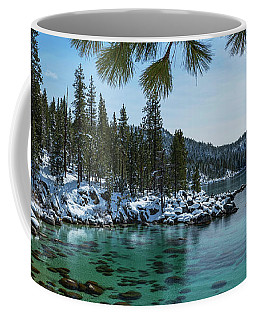 Glistening Cove By Brad Scott Coffee Mug