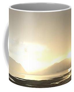 Glittering Shower Coffee Mug by Victor K