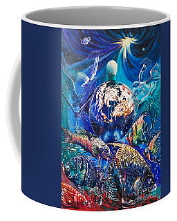 Planet  Earth - Our Family Tree Coffee Mug