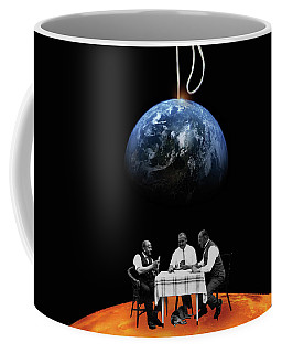 Global Gamblers Coffee Mug