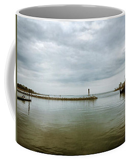 Gloom On The Bay Coffee Mug