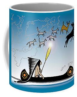 Glooscap Creates The West Isles Coffee Mug
