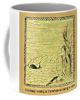 Glooscap Watching The Smoking Whale Coffee Mug