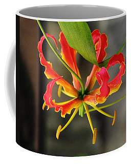 Gloriosa Lily Coffee Mug