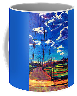 Glorious Afternoon Coffee Mug by Bonnie Lambert